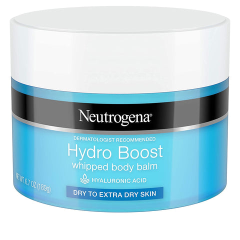 Hydro Boost Hydrating Whipped Body Balm