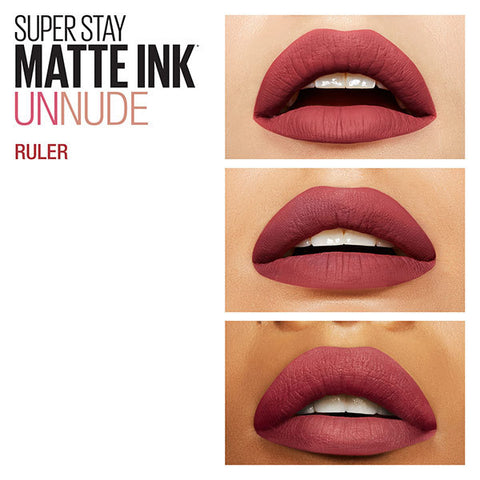 Maybelline SuperStay Matte Ink Liquid Lipstick- 80 Ruler
