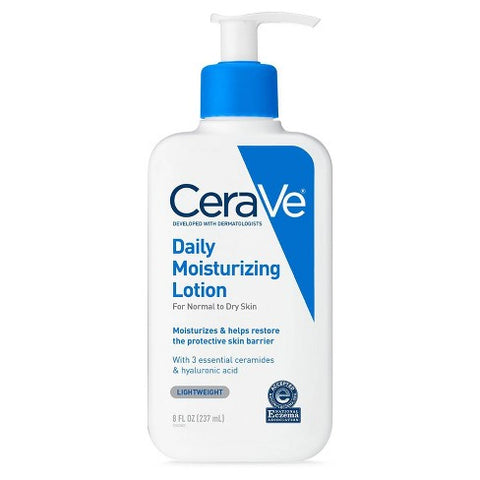 Daily Moisturizing Lotion for Normal to Dry Skin 237ml