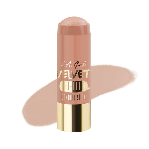 LA Girl Velvet Contour Highlight Stick