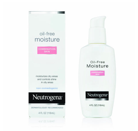Neutrogena Oil-Free Moisturizer Combination Skin- 118ml