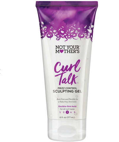 Curl Talk Frizz Control Sculpting Gel
