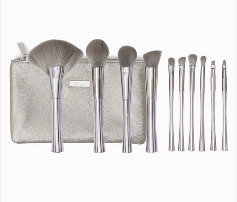 Smoke N Mirrors 10 Piece Brush Set