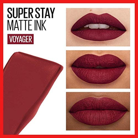 Maybelline SuperStay Matte Ink Liquid Lipstick- 50 Voyager