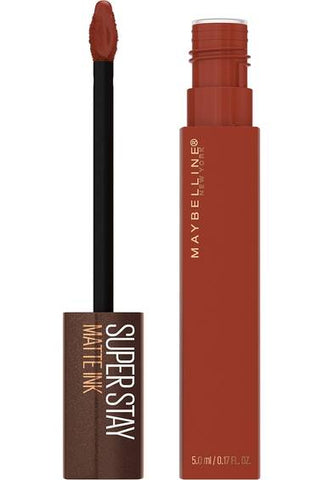 SuperStay Matte Ink Liquid Lipstick, Coffee Edition - 270 COCOA CONNOISSEUR