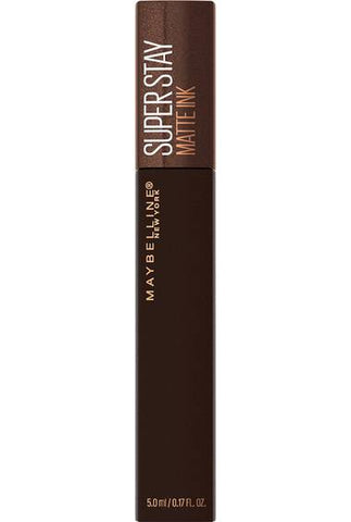 SuperStay Matte Ink Liquid Lipstick, Coffee Edition - 280 ESPRESSO ENTHUSIAST