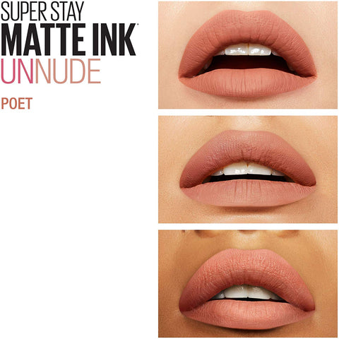 SUPERSTAY MATTE INK LIQUID LIPSTICK- 60 POET