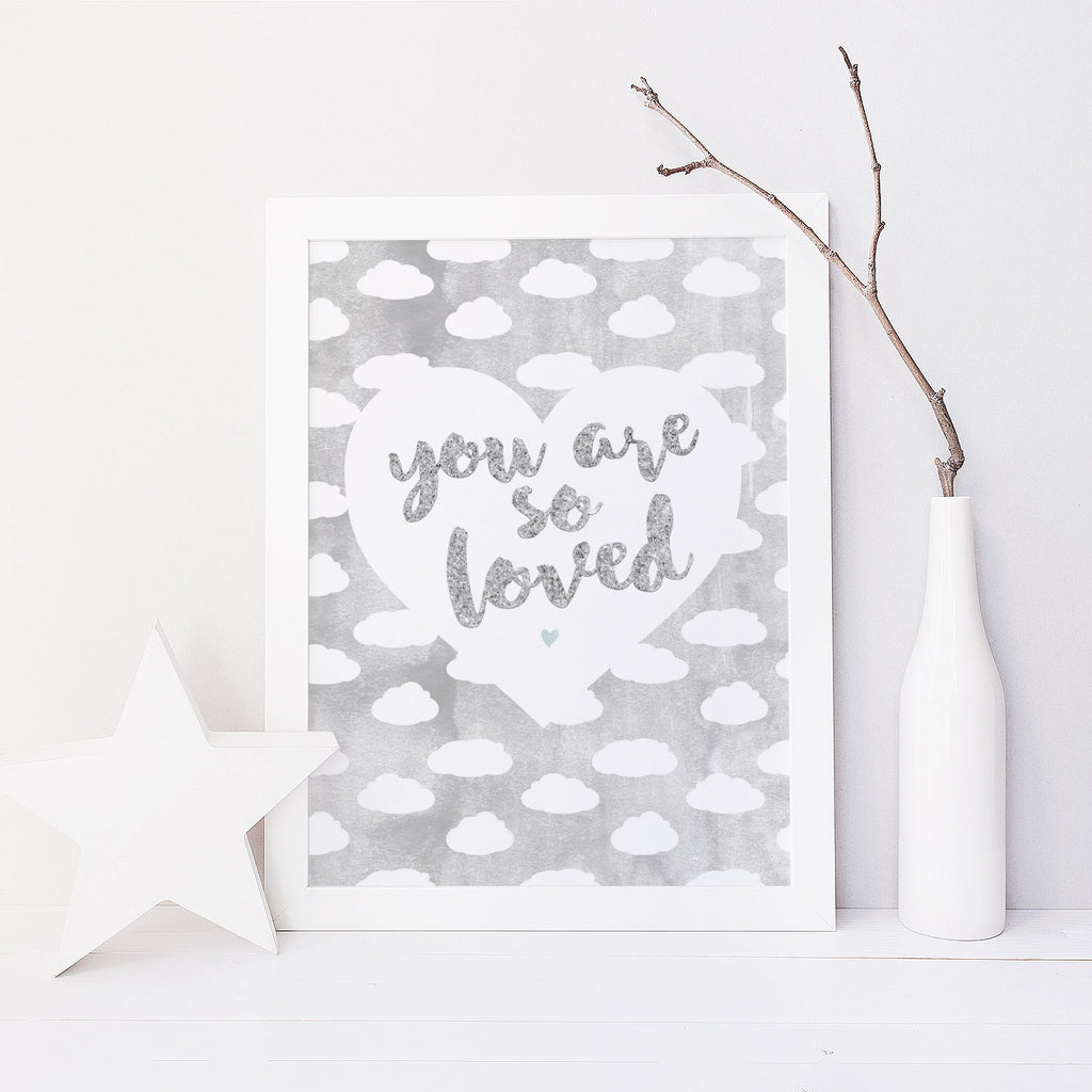 So Loved (Grey)
