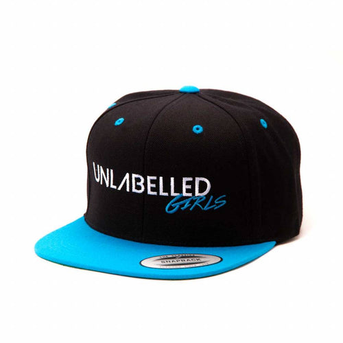 Unlabelled Girls Snapback Cap