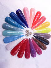 INT COLORED ACRYLIC POWDER