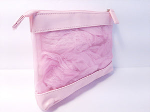 PINK COSMETIC CASE