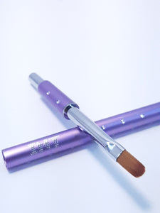 #6 INT SABLE PURPLE W/LID