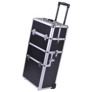 LARGE CASES ON WHEELS