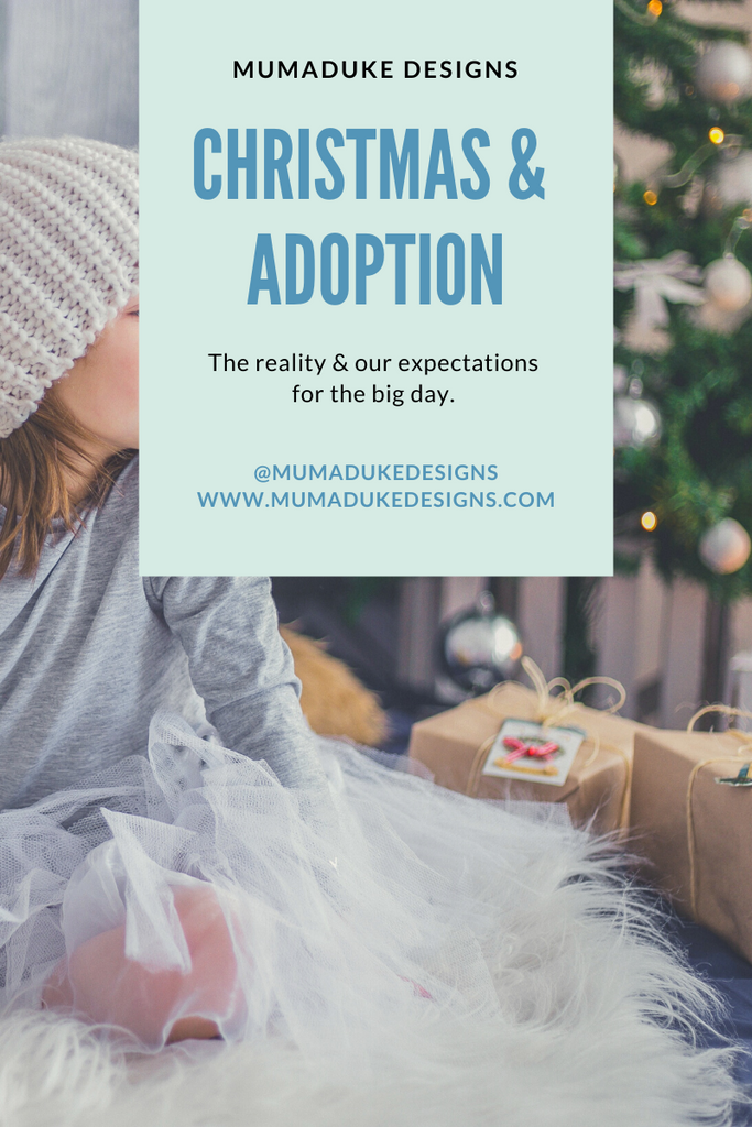 Christmas & Adoption