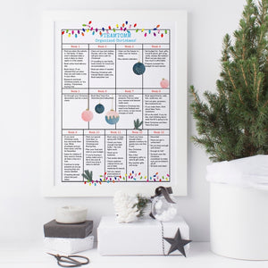The Organised Christmas - in collaboration with The Organised Mum