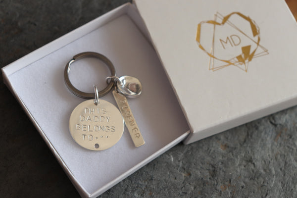 PART 1 - Father's Day Keyring