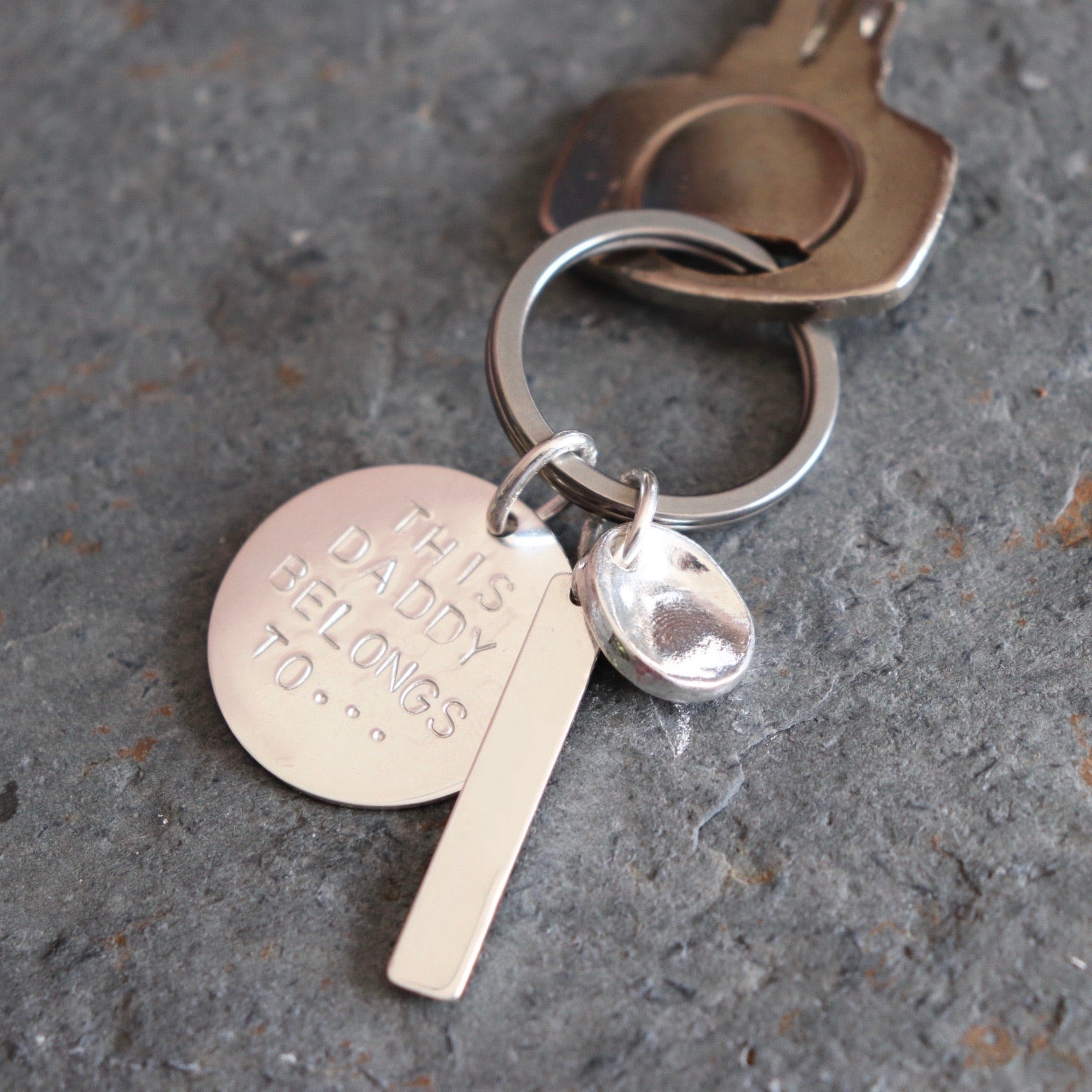 PART 2 - Father's Day Keyring