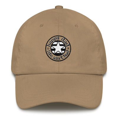 HDLAB Star & Stripes Dad hat