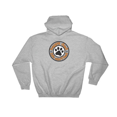 "HDLAB ""Man's Best Friend"" Back Print Hooded Sweatshirt"