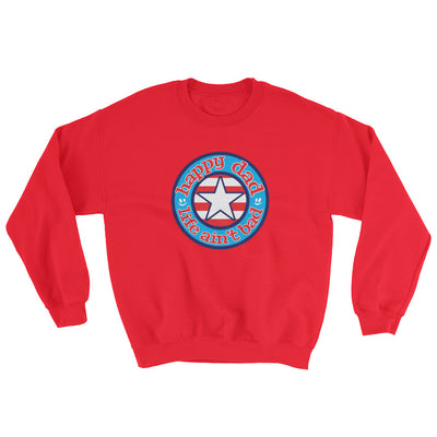 HDLAB Star & Stripes Color Logo Sweatshirt
