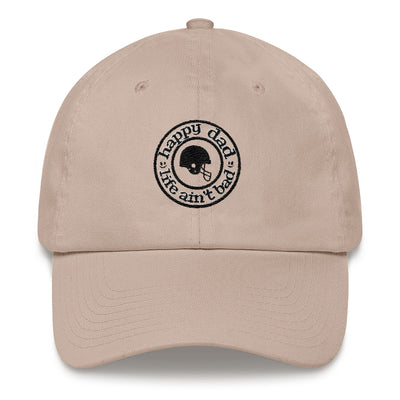 HDLAB Football Dad hat