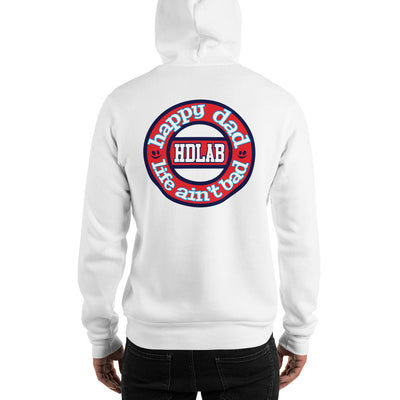HDLAB Hooded Sweatshirt (Printed on Back Only)