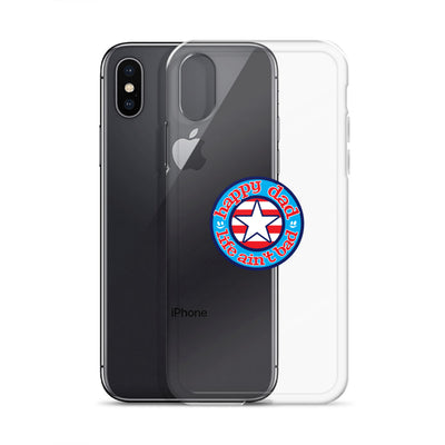 HDLAB Star & Stripes iPhone Case
