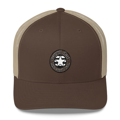 HDLAB Star & Stripes Trucker Cap