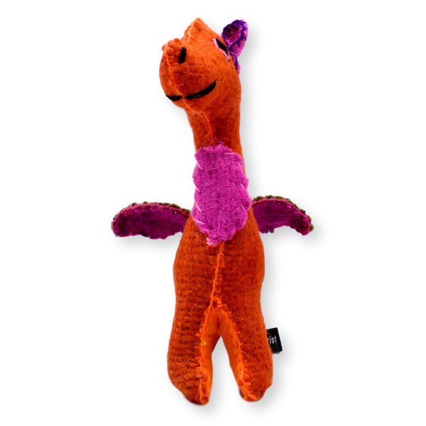 DRAGON- Woolen Toy