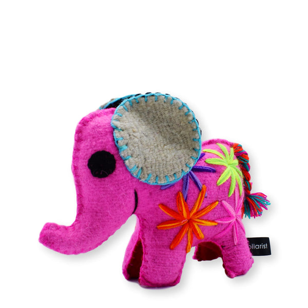 ELEPHANT- Woolen Toy