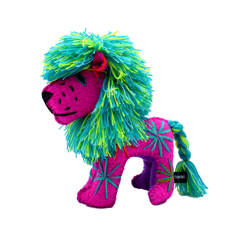 LION (Large)- Woolen Toy