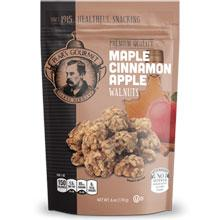 Maple Cinnamon Apple Walnuts - 6 pk