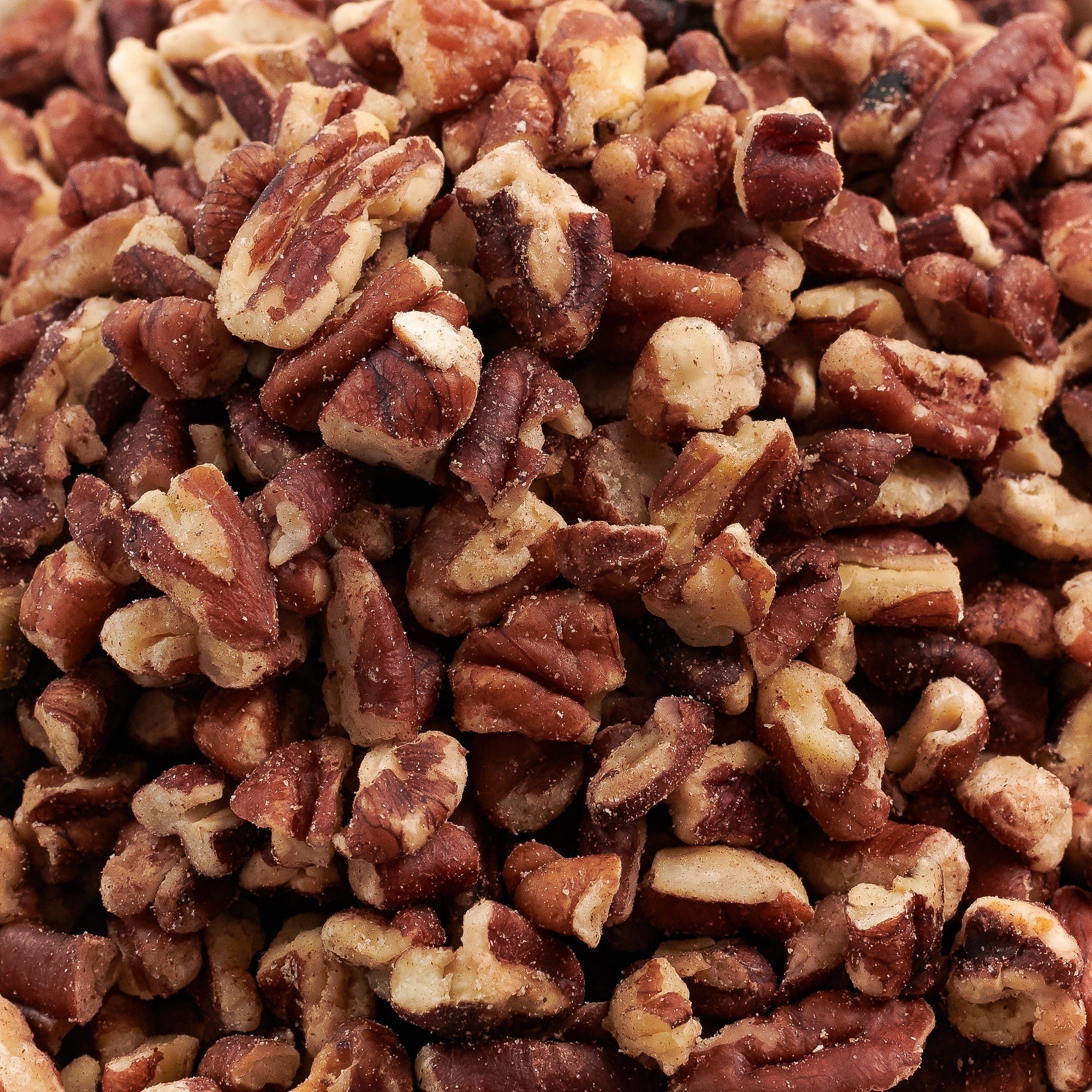 Medium Pecan Pieces - 30 Pound Bulk Case