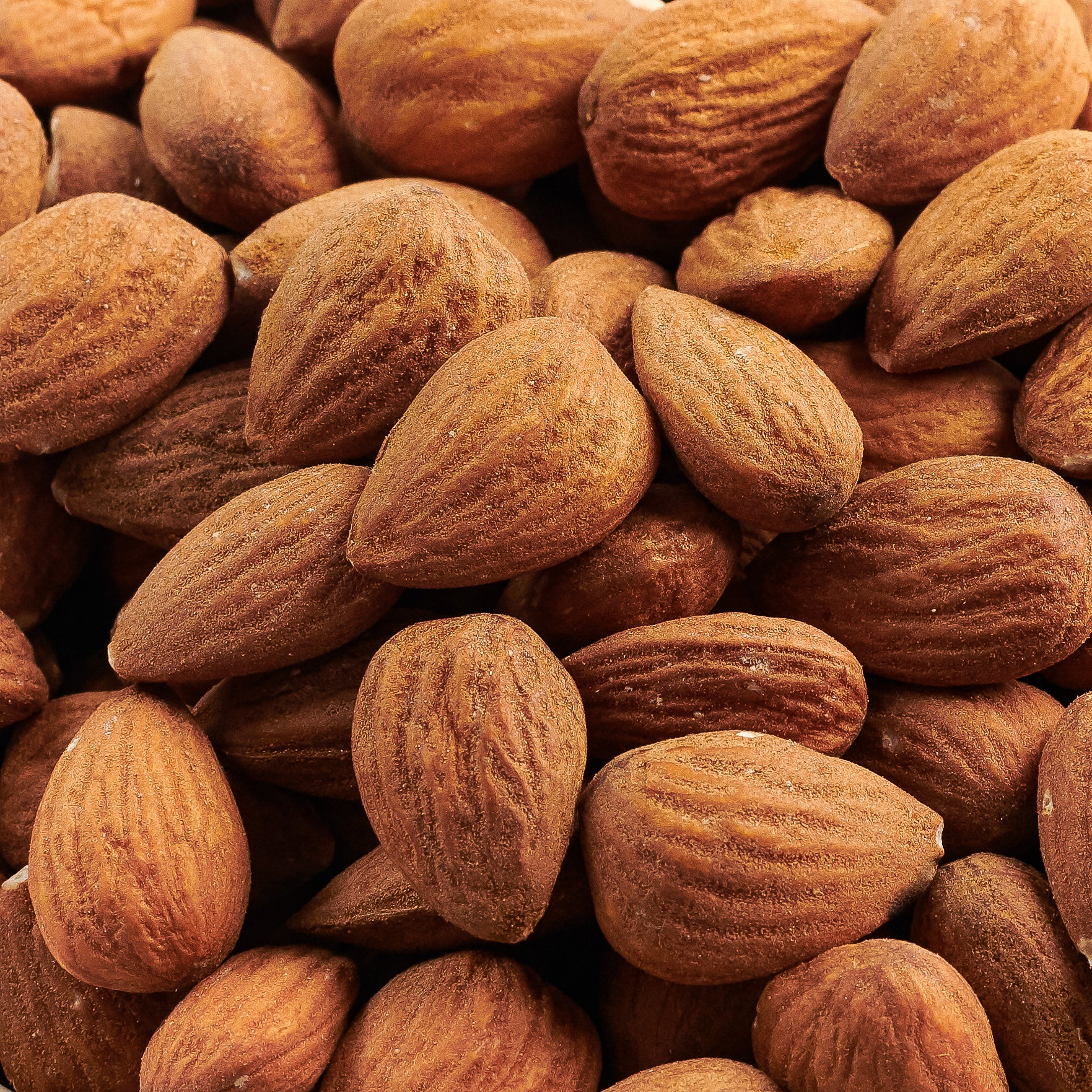 Natural Whole Almonds - 16 oz