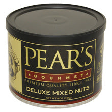Deluxe Mixed Nuts Snack Tin 43241