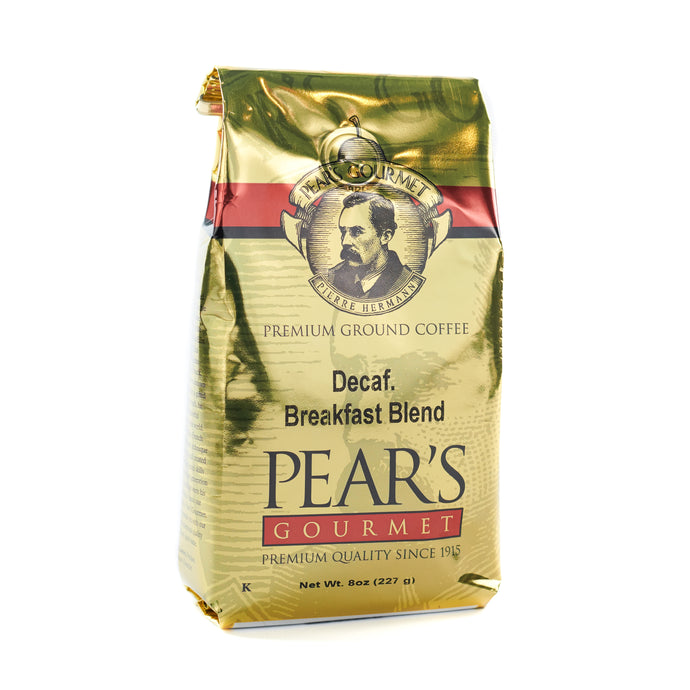 Breakfast Blend Decaf Ground Coffee - 8 oz