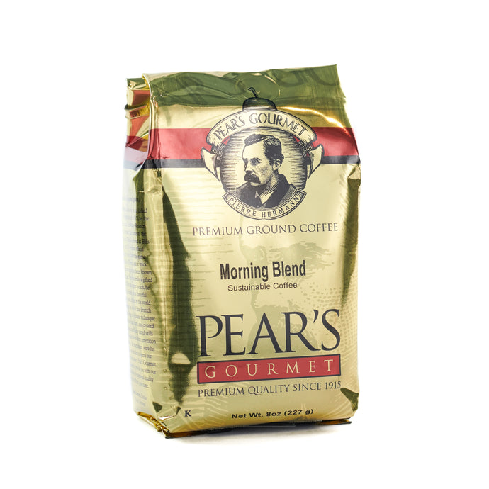 Morning Blend Ground Coffee - 8 oz