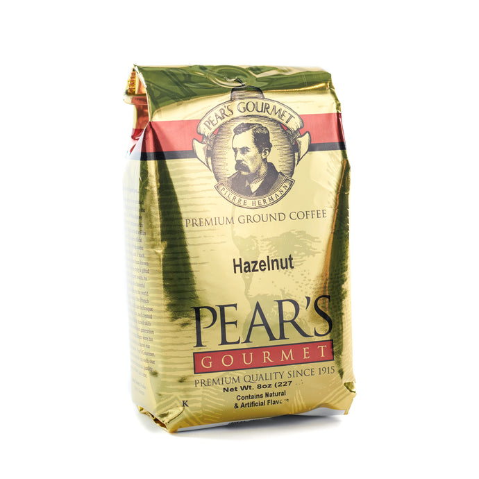 Hazelnut Flavored Ground Coffee - 8 oz bags