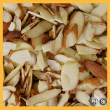 Natural Sliced Almonds N0118