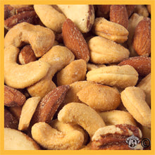 Deluxe Mixed Nuts (No Peanuts) - 25 Pound Bulk Case N0400