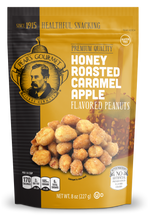 Honey Roasted Caramel Apple Peanuts - 6 pk