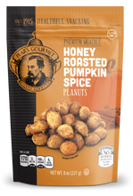 Honey Roasted Pumpkin Spice Peanuts - 6 pk