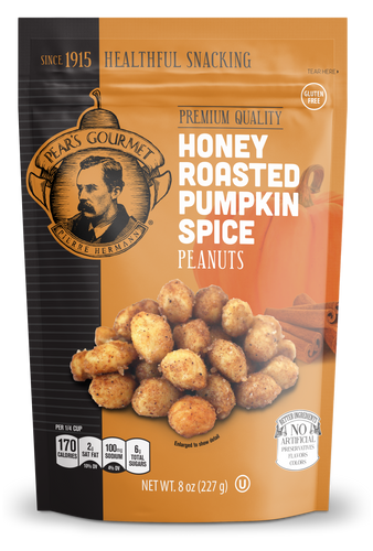 Honey Roasted Pumpkin Spice Peanuts - 8 oz