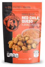 Red Chile Queso Peanuts - 8 oz