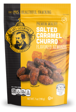 Salted Caramel Churro Flavored Almonds - 7 oz