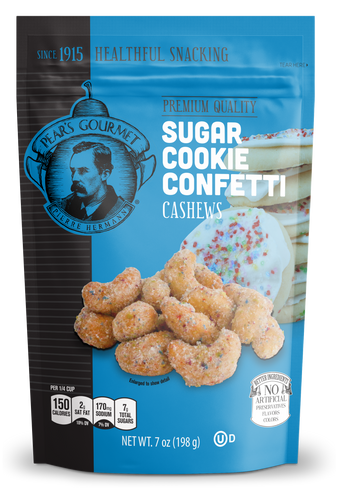 Sugar Cookie Confetti Cashews - 7 oz