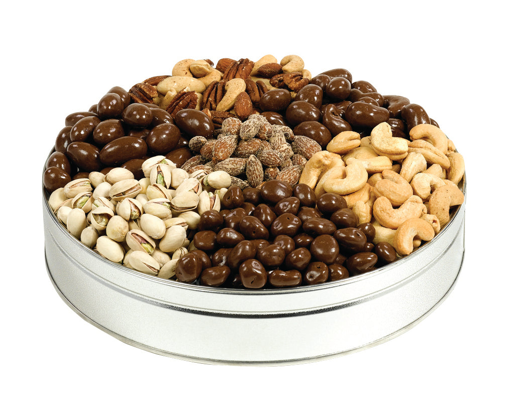 Happy Holiday Premium Nut Sampler