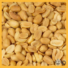 Roasted/Salted Blanched Peanuts - 30 Pound Bulk Case N0711