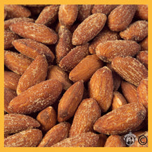 Smoked Almonds - 25 Pound Case N0119