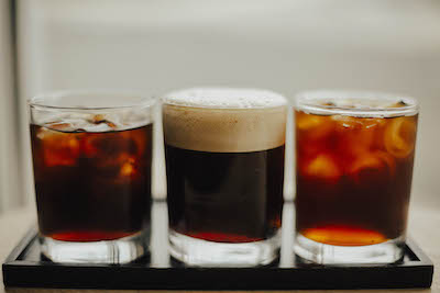 Iced VS Cold VS Nitro Coffee. But what is the difference?